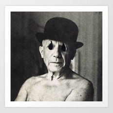 picasso 95 Art Print