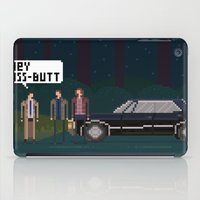 supernatural iPad Cases featuring Supernatural by FuliFuli