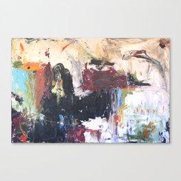 In Colour Canvas Print