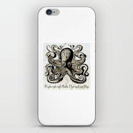 Cthulhu Yog-Sothothery iPhone Skin