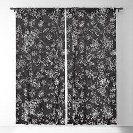 Lloyd George BlackBoarder T Blackout Curtain