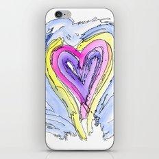 Flow Series #14 iPhone & iPod Skin