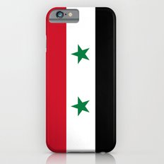 National flag of Syria Slim Case iPhone 6s