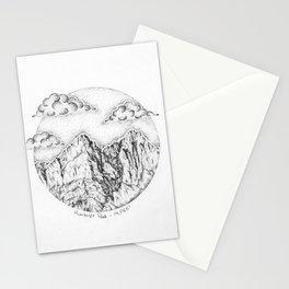 Humboldt Peak Stationery Cards