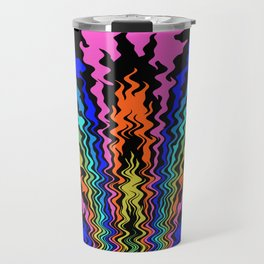 Bewitching Flame Travel Mug