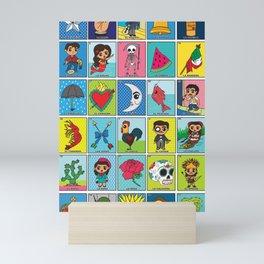 LOTERIA! Mini Art Print