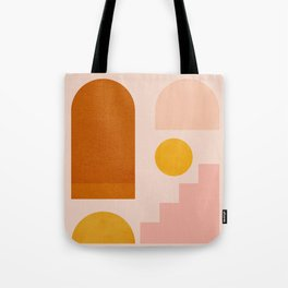 Abstraction_SHAPES_Minimalism_01 Tote Bag