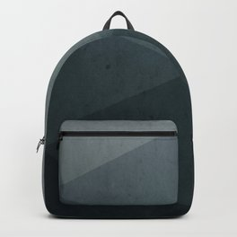 geometric gray shades Backpack