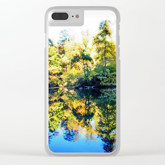Almost Perfect Clear iPhone Case