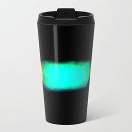 Red Eye Effect Metal Travel Mug