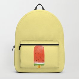 Watermelon Popsicle #society6 #decor #buyart Backpack