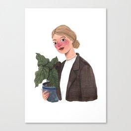 Antonieta Canvas Print