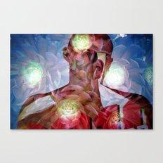 experi -mental 01 Canvas Print