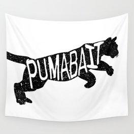 Puma Bait Wall Tapestry