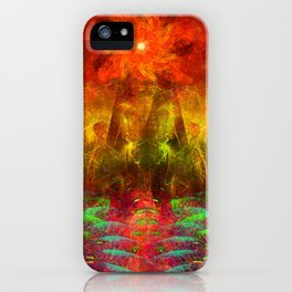 The Gnostic Archons iPhone Case