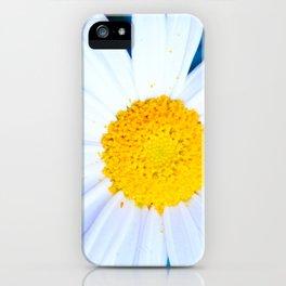 SMILE - Daisy Flower #2 iPhone Case