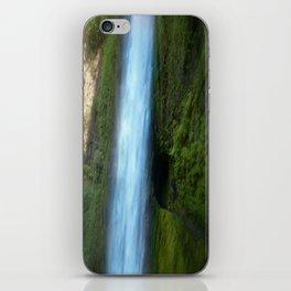 Tunnel Falls iPhone Skin