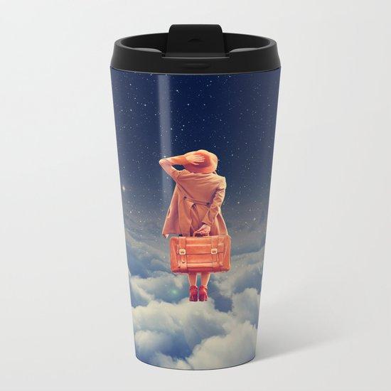 Galactic Traveller Metal Travel Mug