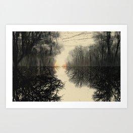 What Four Below Feels Like Art Print
