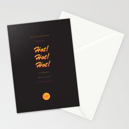 Opening Lines - Sexy Beast Stationery Cards