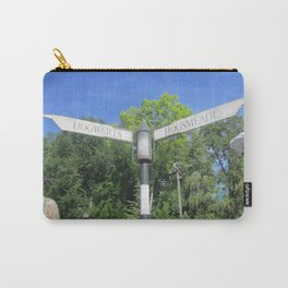 Take the road most traveled Carry-All Pouch