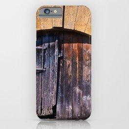 FRENCH MEDIEVAL SOUND iPhone Case