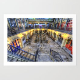 Covent Garden London Art Print