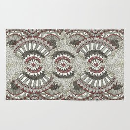 Dot Work Rugs Society6