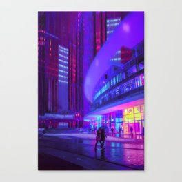 Hyperreal Canvas Print