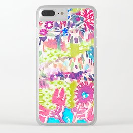 Tracy Porter / Poetic Wanderlust: Come As Your Are Clear iPhone Case