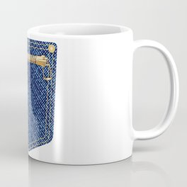 Zipper Pocket Coffee Mug
