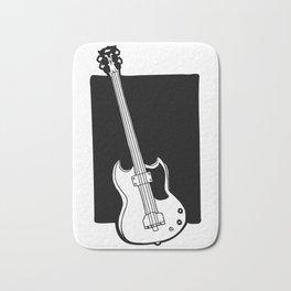 Gibson eb-0 Guitar Bath Mat