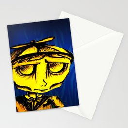 Ghoul #4, Tomfoolery Stationery Cards