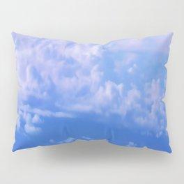 Cloud mountains Pillow Sham
