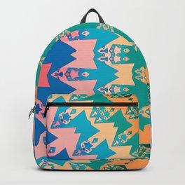 Fractal Owl Eye Backpack
