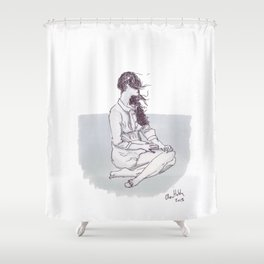 Rêverie Shower Curtain
