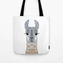 BABY LAMA (CRIA) Tote Bag