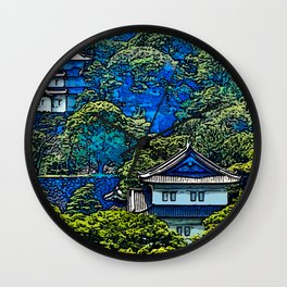 Imperial Palace Wall Clock