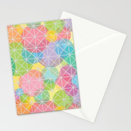 Behind the Fence Stationery Cards