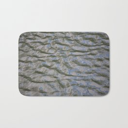 Reflections in the lake Bath Mat