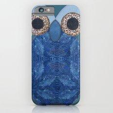 The Denim Owl #02 iPhone 6s Slim Case