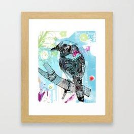 Pakhi  Framed Art Print