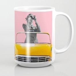 New York Ride Coffee Mug