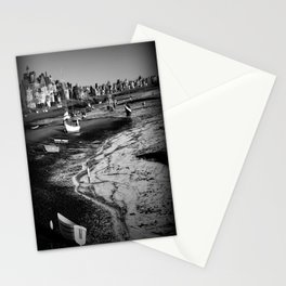 Muddy Feet in the Basin Stationery Cards