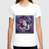 korea T-shirts featuring South Korea by Holly Carton