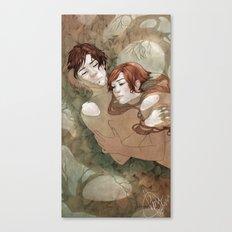 Let Us Go Then Canvas Print