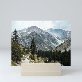 Alpine Trail Mini Art Print