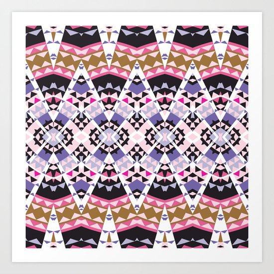 Mix #112 Art Print