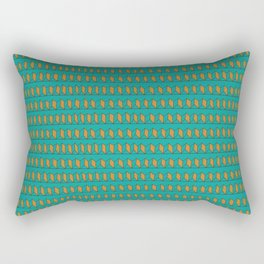 Map Collection: Encampment Rectangular Pillow