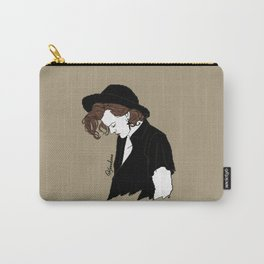 """"""" Hazz In Black """" Carry-All Pouch"""